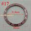40mm-Red-Black-Blue-Green-Ceramic-Titanium-bezel-insert-fit-GMT-automatic-watch thumbnail 18