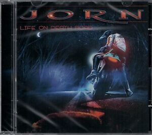 Life-on-Death-Road-JORN-CD-FREE-SHIPPING
