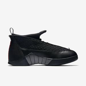 471838de5047 2017 Nike Air Jordan 15 XV Retro OG Stealth Size 7.5. 881429-001 1 2 ...