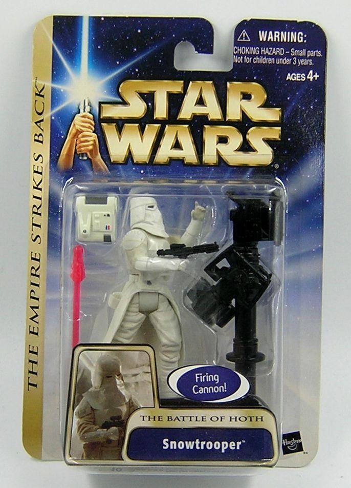 Star Wars SAGA 2003 Snowtrooper ( ( ( Battle of Hoth ) f82f99