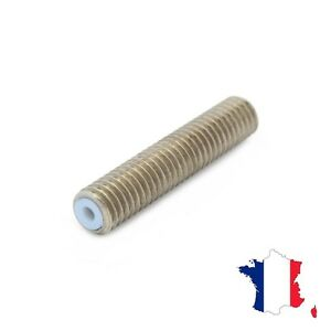 Tube-heat-break-avec-PFTE-M6-X-30-pour-extrudeur-MK8-MK9-Prusa-i3-anet-A8