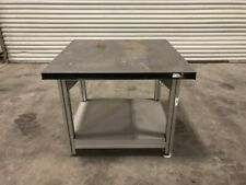 Newport Optical Breadboard Microscope Table 395 X 395 X 2 Partsrepair