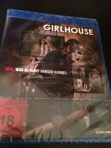 Girlhouse-Blu-Ray-Region-Free-Import-SLASHER-Factory-Sealed-FAST-SHIPPING