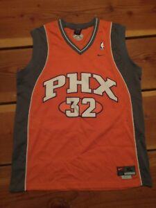 903115b7da2 RARE🔥 Nike NBA Phoenix Suns Amare Stoudemire Sewn Jersey Sz XL ...