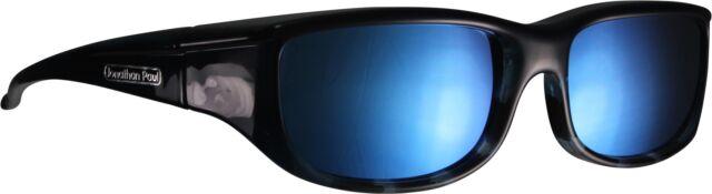 373c3771d63c Jonathan Paul Fitovers Eyewear Small Euroka in Blue-ebony   Blue Mirror  Eu001bm
