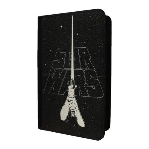 Star wars poster guerre commença porte-passeport étui housse-ST-T1912