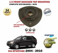 POUR KIA SPORTAGE 2.0DT 2.7i 2004-2010 AMORTISSEUR AVANT CAOUTCHOUC MONTAGE HAUT