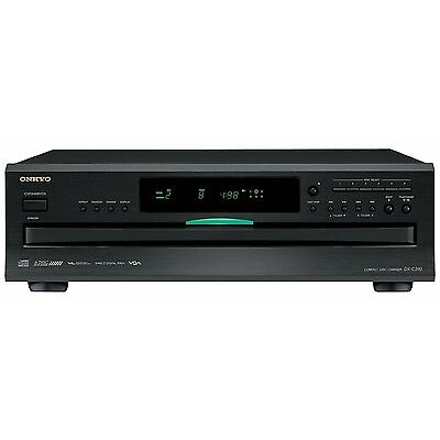 Onkyo DX-C390 CD Changer 6 Disc CD Player DXC390 CD & MP3 Player - New