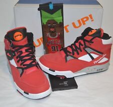 59db176b23c item 8 New Reebok The Pump Omni Zone ERS Retro Classic 11 Chicago Bulls  Red Black White -New Reebok The Pump Omni Zone ERS Retro Classic 11 Chicago  Bulls ...