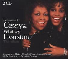 Cissy & Whitney Houston-THE ALBUM-ORIGINAL DOUBLE CD feat. Dolly Parton, Maha