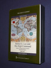 Teaching Co Great Courses DVDs    ROBERT E. LEE HIGH COMMAND        new & sealed