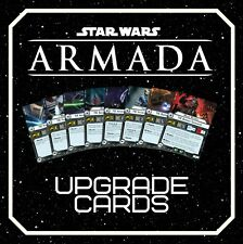 Star Wars Armada Upgrade Cards