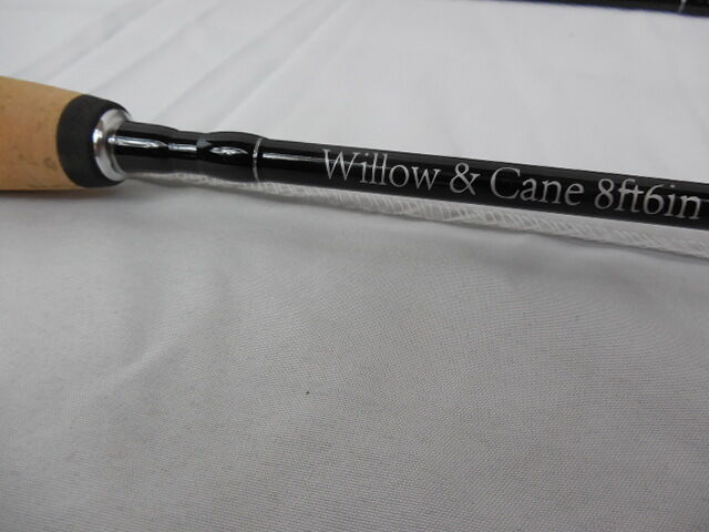 Fly Fishing Rod  Travel  5wt Willow &Cane USA