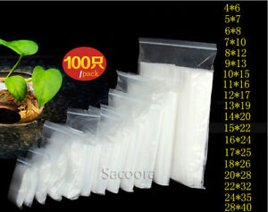 Ziplock-Zip-Zipped-Lock-Reclosable-Plastic-Poly-Clear-Bags-Thickness-0-12mm