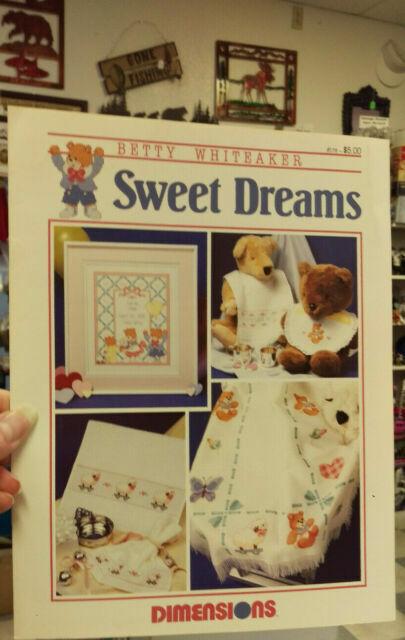 Vintage Stitch Leaflet Soft /& Sweet