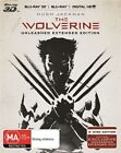 The Wolverine (Blu-ray, 2013, 3-Disc Set)