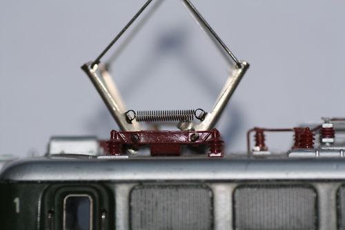 5 St Märklin repuesto-plumas 8mm