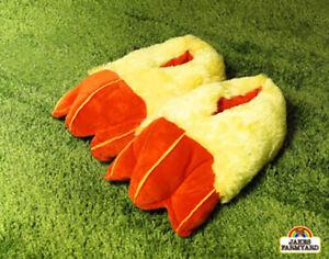 Adults-Soft-Animal-Slippers-Mens-Womens-Kids-Slip-Comfy-Novelty-Indoor-Footwear