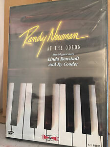 RANDY-NEWMAN-At-The-Odeon-DVD-NTSC-R1-RARE-SEALED-NEW