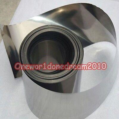 Titanium Ti Titan Grade 5 Gr.5 GR5 ASTM B265 Plate Sheet 0.2mm x 150mm x 550 mm