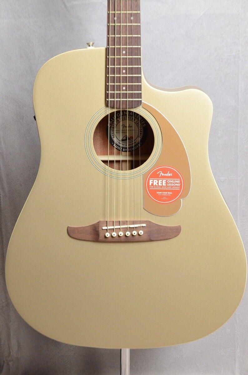 Fender rotondo Player Walnut Fingerboard Bronze Satin rare EMS F S