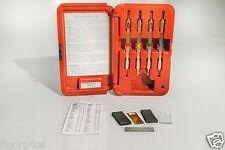 MOHs Hardness Kit Pick Set Mineral Identification Concrete Scratch Test scale