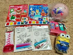 ASSORTED TOY LOT: NOVELTY TOYS FOR GIRLS - BRAND NEW ITEMS