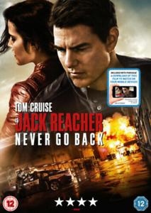 JACK-REACHER-NEVER-GO-BACK-TOM-CRUISE-COBIE-SMULDERS-PARAMOUNT-UK-DVD-amp-UV-NEW