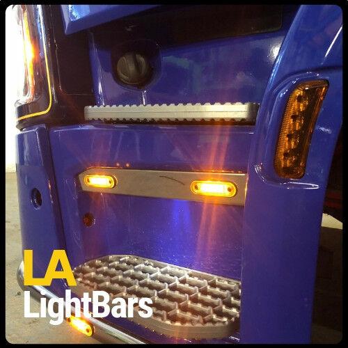LA LIGHTBARS SCANIA NEXT GEN STEP BARS