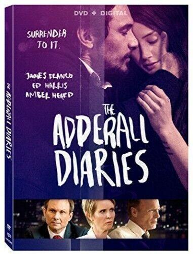 The Adderall Diaries DVD Digital Ed Harris, James Franco, Christian Slater, - $7.98