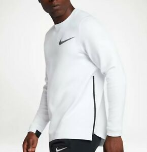 Nike Therma Flex Showtime Men's Basketball Crew Shirt - 889613 100-afficher Le Titre D'origine
