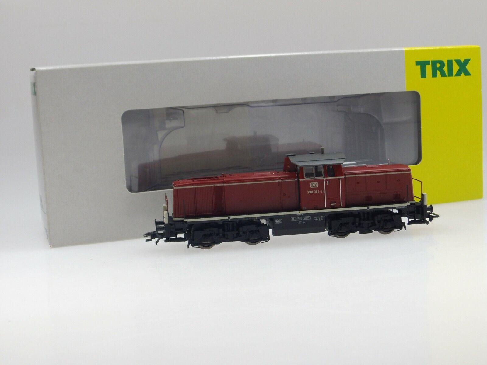 (87 509) Trix H0 Diesellok BR 290 061-1 DB (Art.-Nr.22206)DC digital