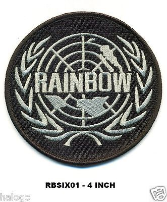 RAINBOW SIX PATCH - RBSIX01