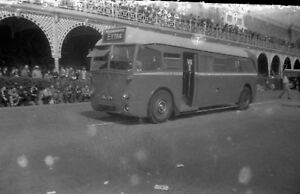 B-W-Original-Vintage-Old-London-Bus-Negative-CGJ174-refB5