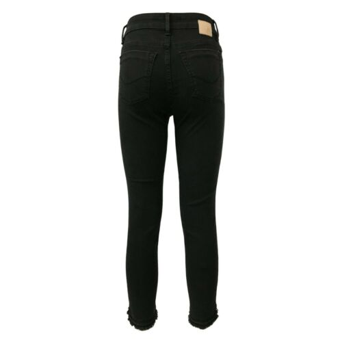 Italy 336 Dame Sort In Fringe Atelier 15 Cigalas Jeans Made Skinny Straight xP5Fwnq