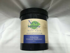 New Options Natural Hair Relaxer, Alkaline Mineral Softener 16oz