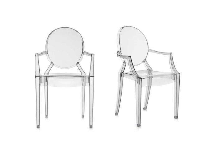 kartell sedie ghost usate