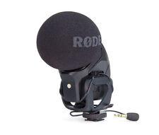 Rode Stereo VideoMic PRO Rycote Microfono RØDE garanzia Nital Italia