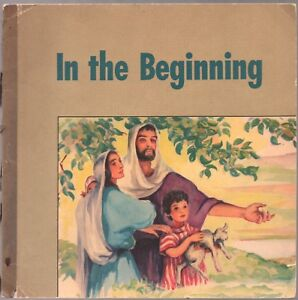 IN-THE-BEGINNING-By-ROBBIE-TRENT-Westminster-Press-Trade-PB-1959