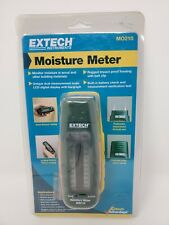 Extech Instruments Moisture Meter Digital Mo210 Wood Building Material Lcd New