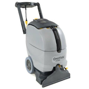Nilfisk es300 carpet cleaner and extractor machine ebay image is loading nilfisk es300 carpet cleaner and extractor machine solutioingenieria Image collections