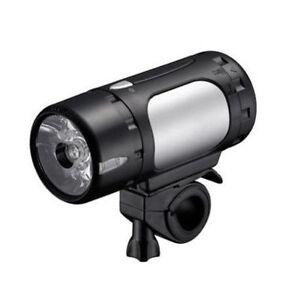 Lampada-Bicicletta-Luce-Frontale-Hi-Power-SMD-LED-Molto-Chiaro-Linsenprojektion