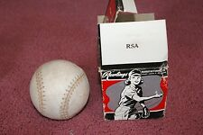 Totally Cool Vintage Rawlings Accelerated Softball in Original Box! NEAT!!