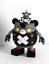 Panda-Z-Black-Ham-Gear-Robonimal-Megahouse-Mazinger-5-5-034-Street-robot