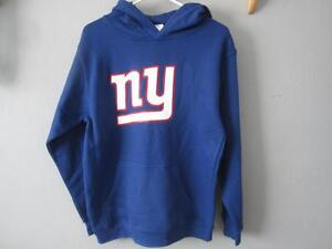 NEW-NEW-YORK-GIANTS-Youth-Sizes-S-L-7-8-14-16-Hoodie