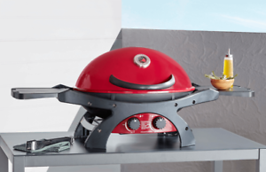 Ziggy-by-Ziegler-amp-Brown-Portable-BBQ-Twin-Grill-LPG-Model-Chilli-Red