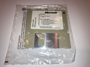 Microsoft Vista Boot Disk