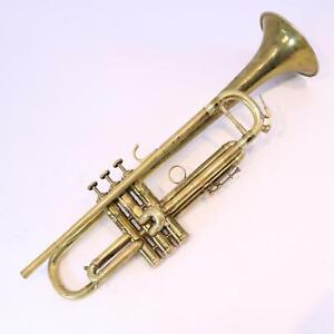 Chicago-Benge-ML-Bore-Professional-Trumpet-SN-3091-GREAT-PLAYER