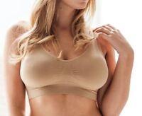 Seamless Yoga Sports Shapewear Stretch Bras Bra Crop Top Vest Comfort New