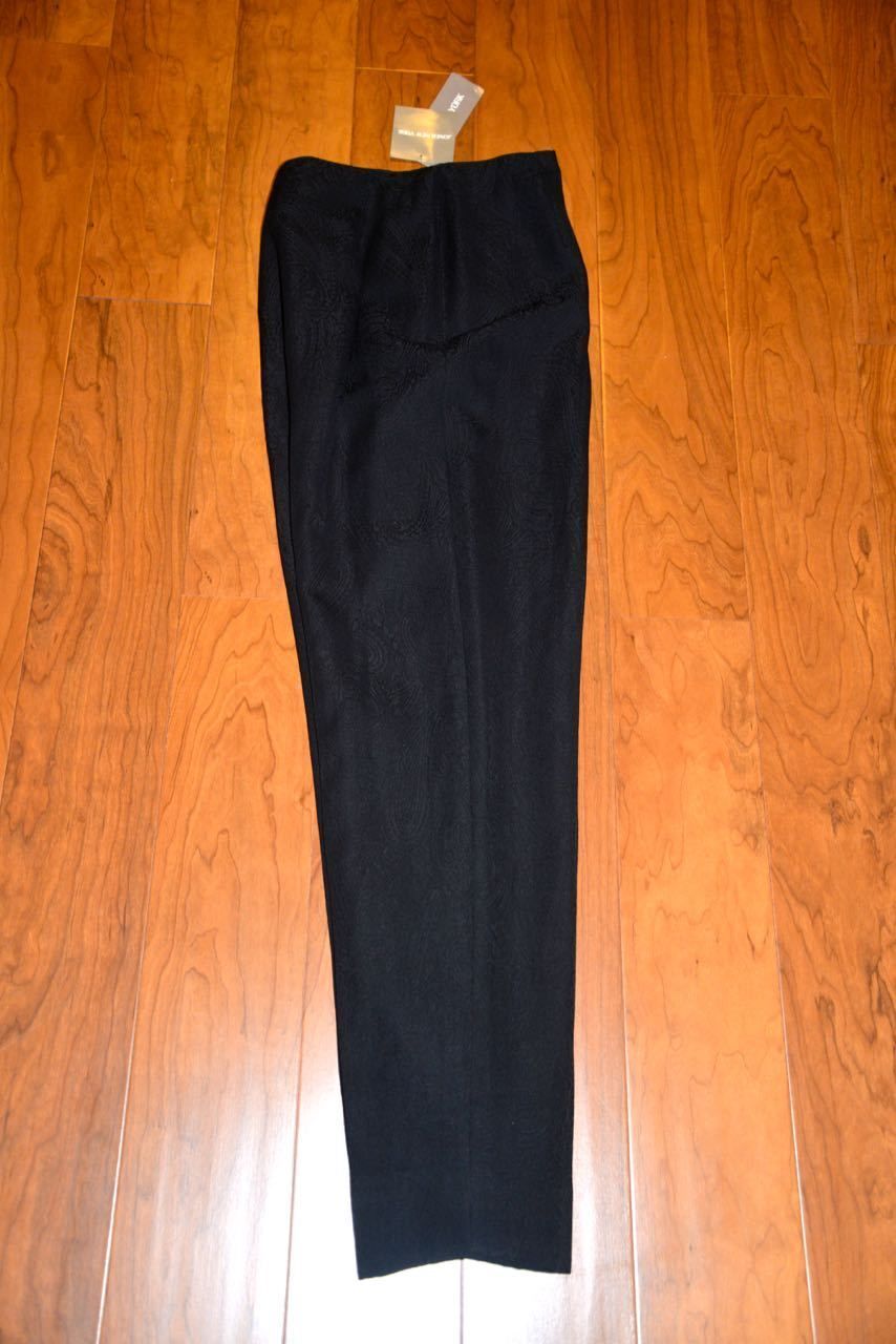 Woman's Jones New York, lined, black dress pants, size: 4, NWT